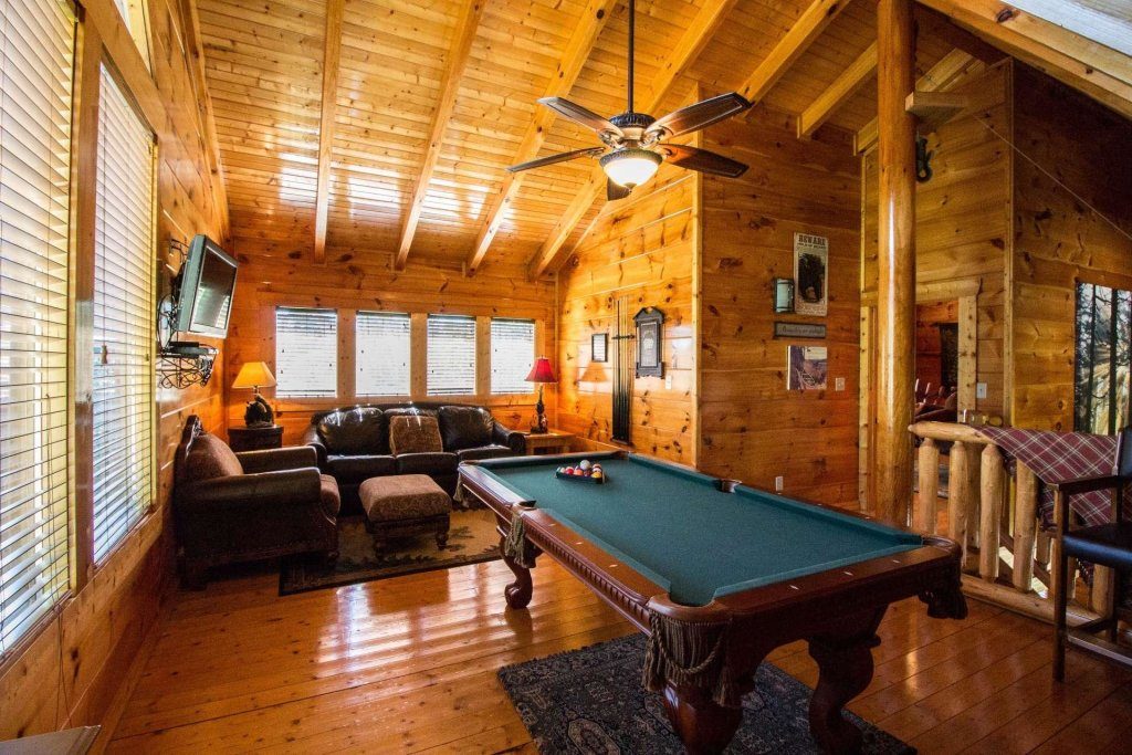 Photo of a Sevierville Cabin named Zip-a-dee-doo - This is the twenty-second photo in the set.