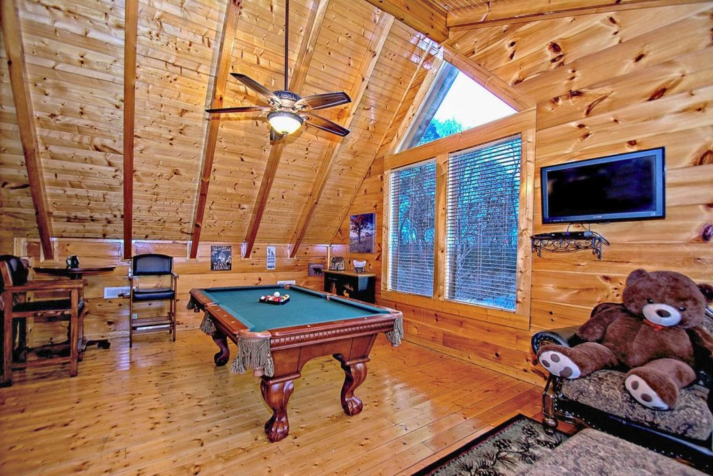 Photo of a Sevierville Cabin named Zip-a-dee-doo - This is the seventh photo in the set.