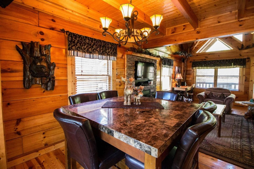Photo of a Sevierville Cabin named Zip-a-dee-doo - This is the ninth photo in the set.