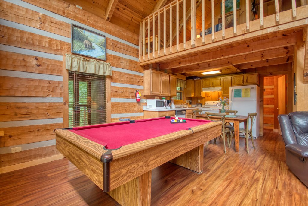 Photo of a Sevierville Cabin named Simply Serene #201 - This is the seventh photo in the set.