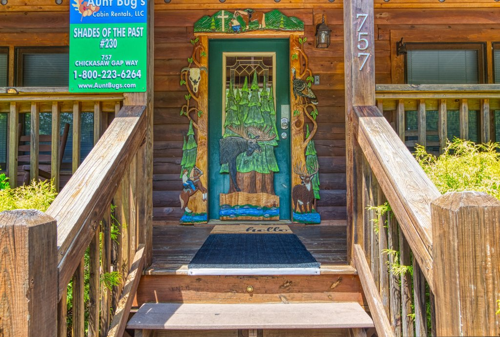 Photo of a Pigeon Forge Cabin named Shades Of The Past #230 - This is the sixth photo in the set.