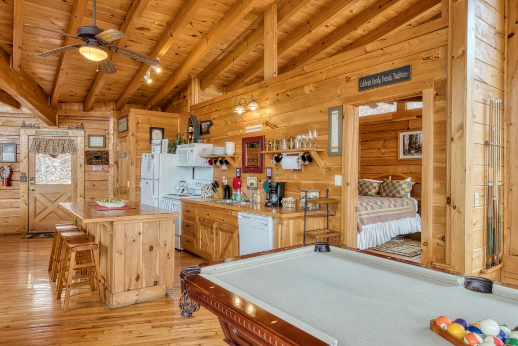 Photo of a Sevierville Cabin named Amazing Grace #25 - This is the seventh photo in the set.