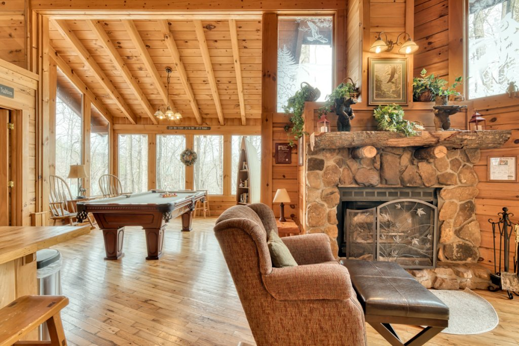 Photo of a Sevierville Cabin named Amazing Grace #25 - This is the sixth photo in the set.