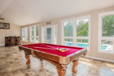 Free Tickets | Secluded, Your Own Private Heated Pool, Fire Pit, Game Room
