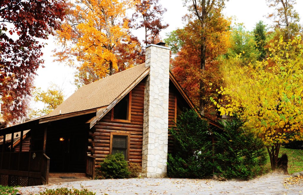 Photo of a Pigeon Forge Cabin named  Treasure Mountain - This is the seventeenth photo in the set.