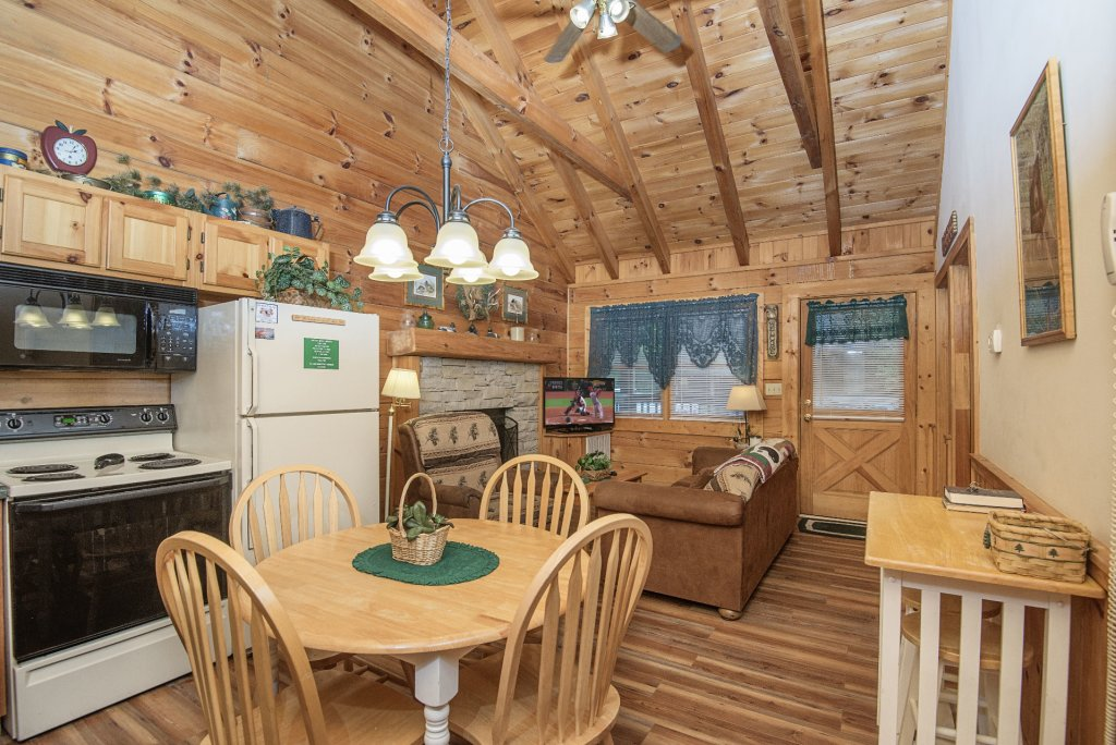 Photo of a Pigeon Forge Cabin named  Eagles Point - This is the fifth photo in the set.