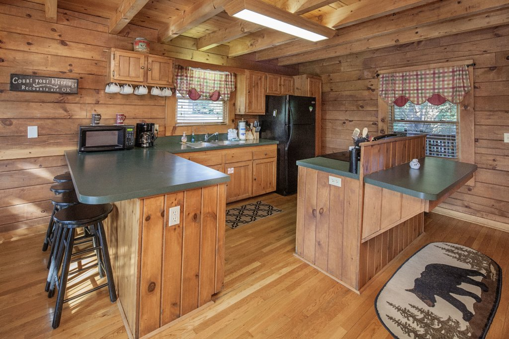Photo of a Pigeon Forge Cabin named  Smoky Mountain Escape - This is the ninth photo in the set.