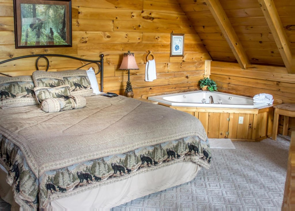 Photo of a Sevierville Cabin named Bear Hug #18 - This is the thirteenth photo in the set.