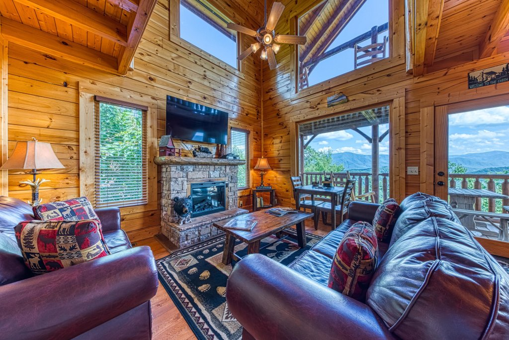 Photo of a Sevierville Cabin named Bella Vista - This is the ninth photo in the set.