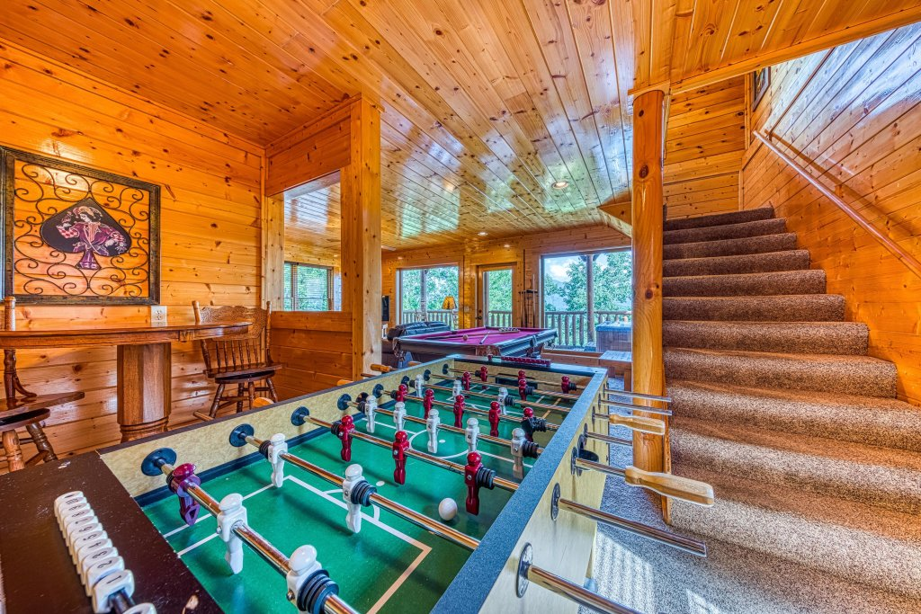 Photo of a Sevierville Cabin named Bella Vista - This is the eighth photo in the set.