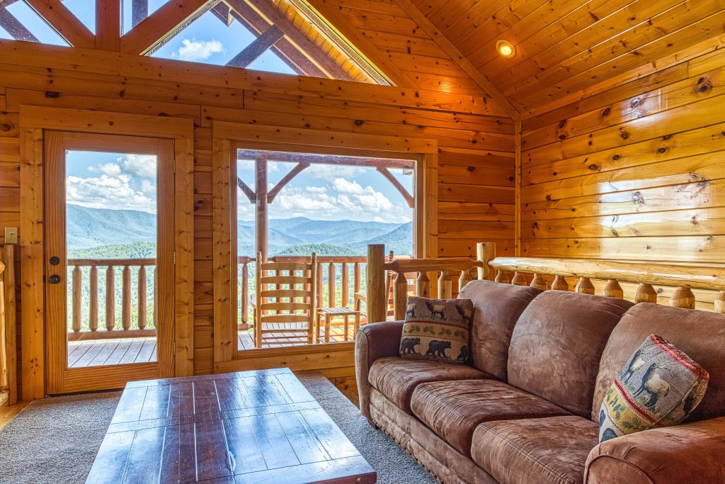 Photo of a Sevierville Cabin named Bella Vista - This is the sixth photo in the set.