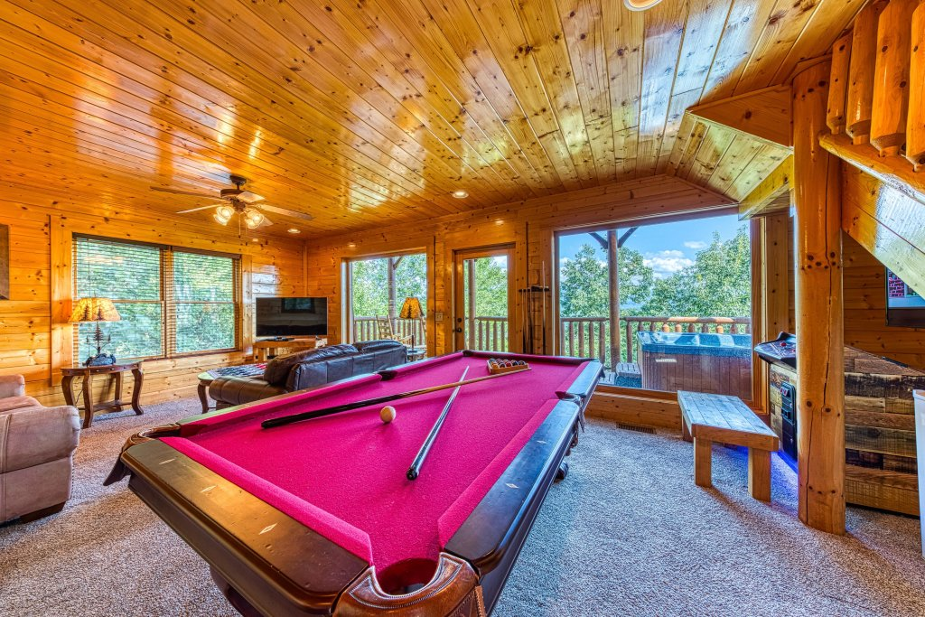 Photo of a Sevierville Cabin named Bella Vista - This is the twelfth photo in the set.