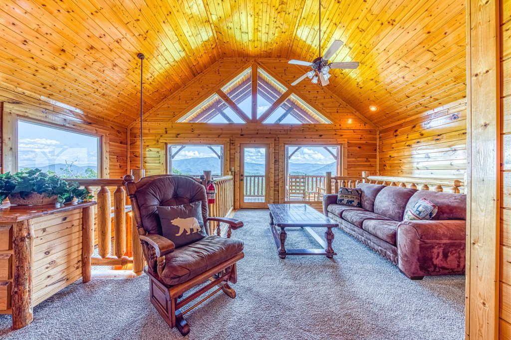 Photo of a Sevierville Cabin named Bella Vista - This is the seventeenth photo in the set.