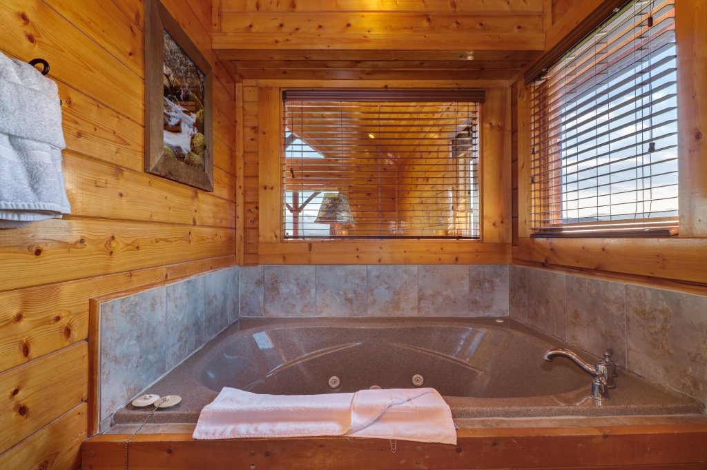 Photo of a Sevierville Cabin named Bella Vista - This is the nineteenth photo in the set.