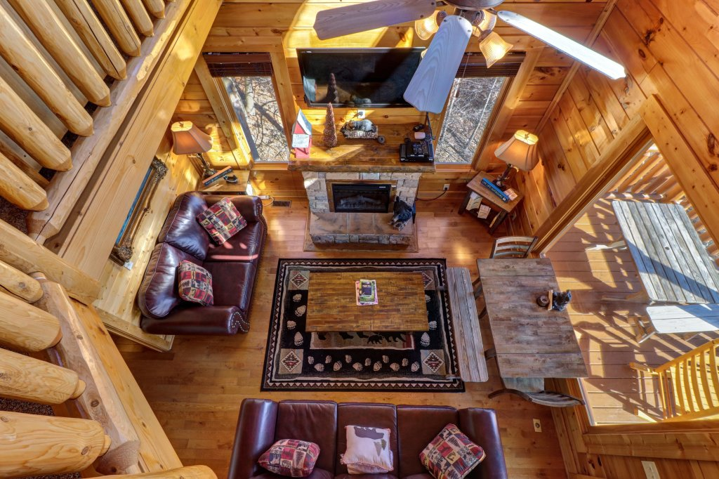 Photo of a Sevierville Cabin named Bella Vista - This is the thirtieth photo in the set.