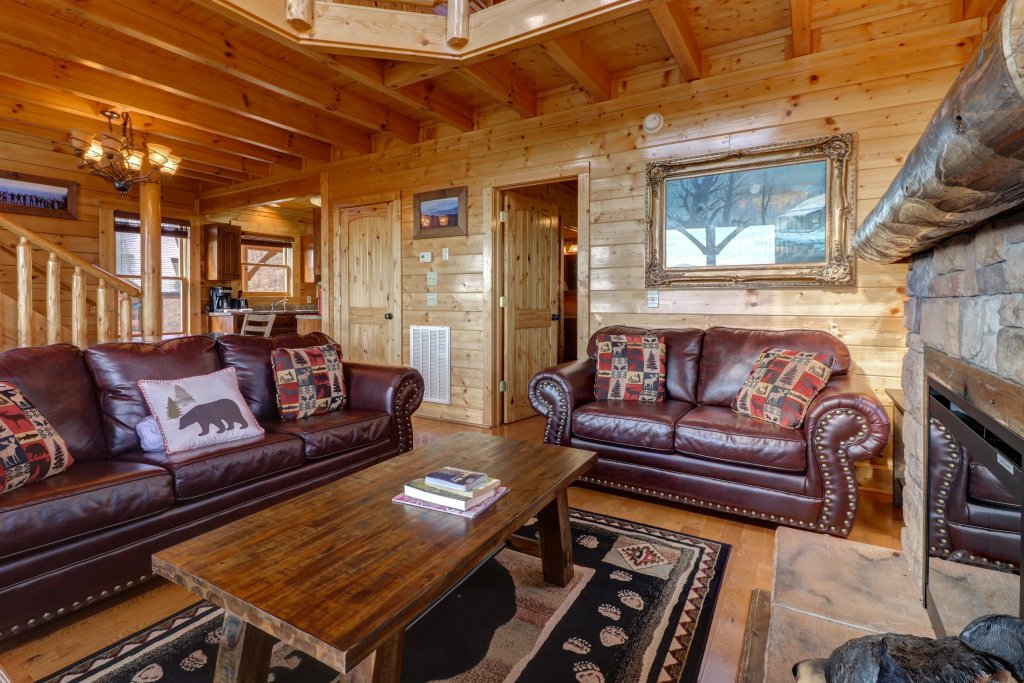 Photo of a Sevierville Cabin named Bella Vista - This is the twenty-ninth photo in the set.