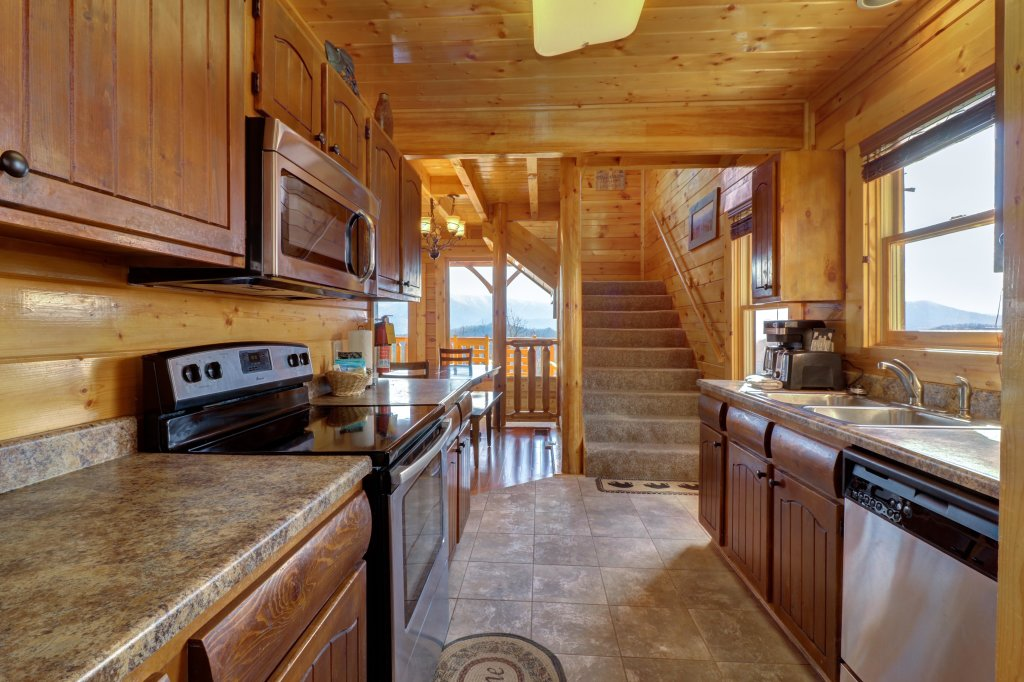 Photo of a Sevierville Cabin named Bella Vista - This is the thirty-third photo in the set.