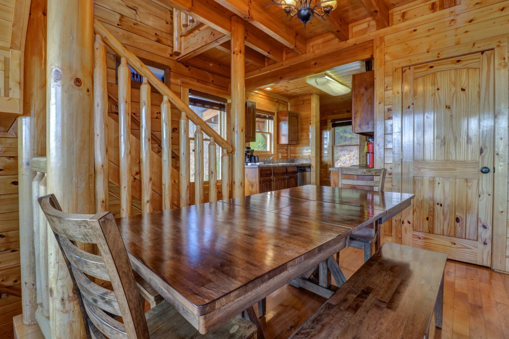 Photo of a Sevierville Cabin named Bella Vista - This is the thirty-first photo in the set.
