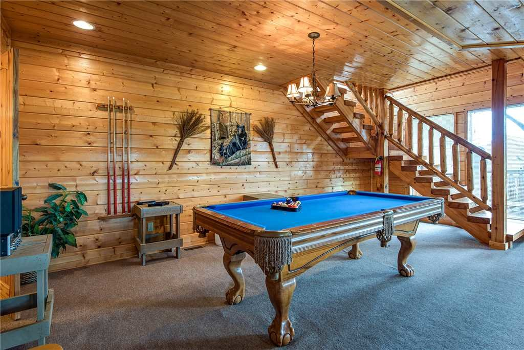 Photo of a Sevierville Cabin named Mountain Seduction - This is the ninth photo in the set.
