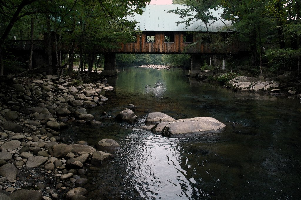 Photo of a Gatlinburg Cabin named Zen Garden #1523 - This is the eighteenth photo in the set.