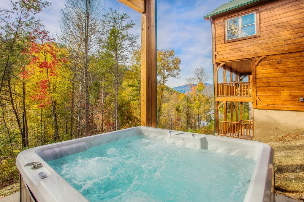 Photo of a Gatlinburg Cabin named Best Kept Secret - This is the fifth photo in the set.