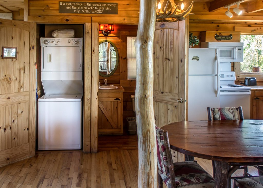 Photo of a Sevierville Cabin named Fox Ridge #37 - This is the eighth photo in the set.