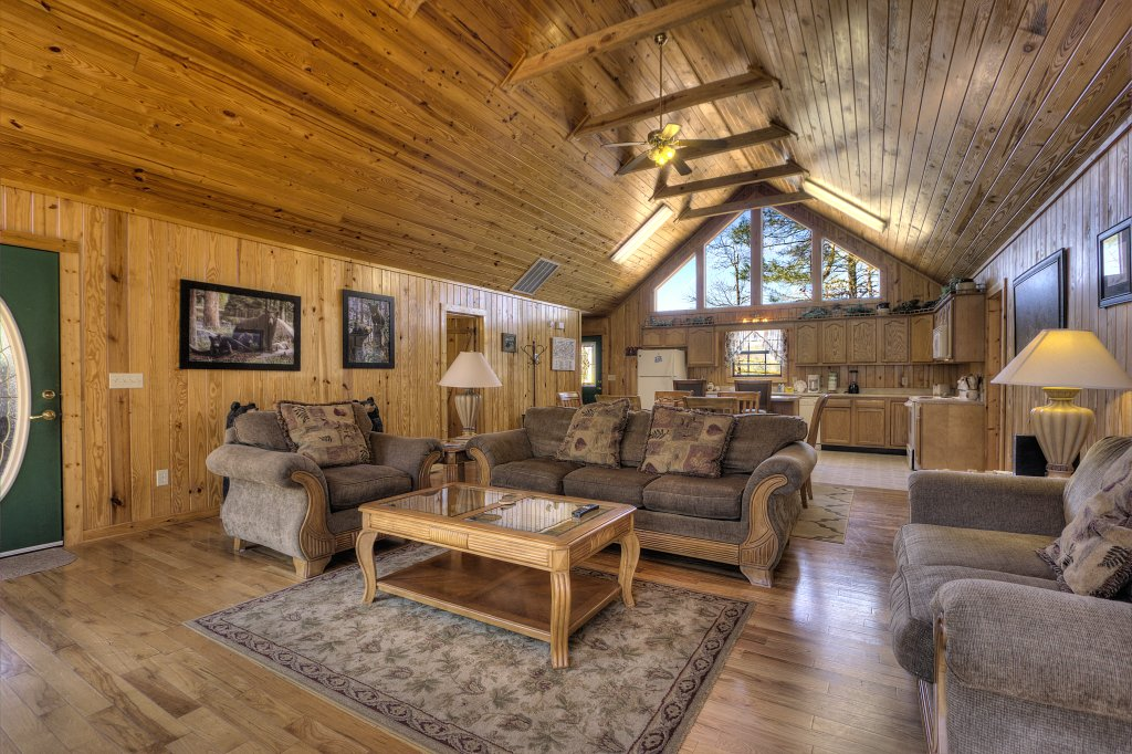 Photo of a Sevierville Cabin named Always Delightful #411 - This is the seventeenth photo in the set.
