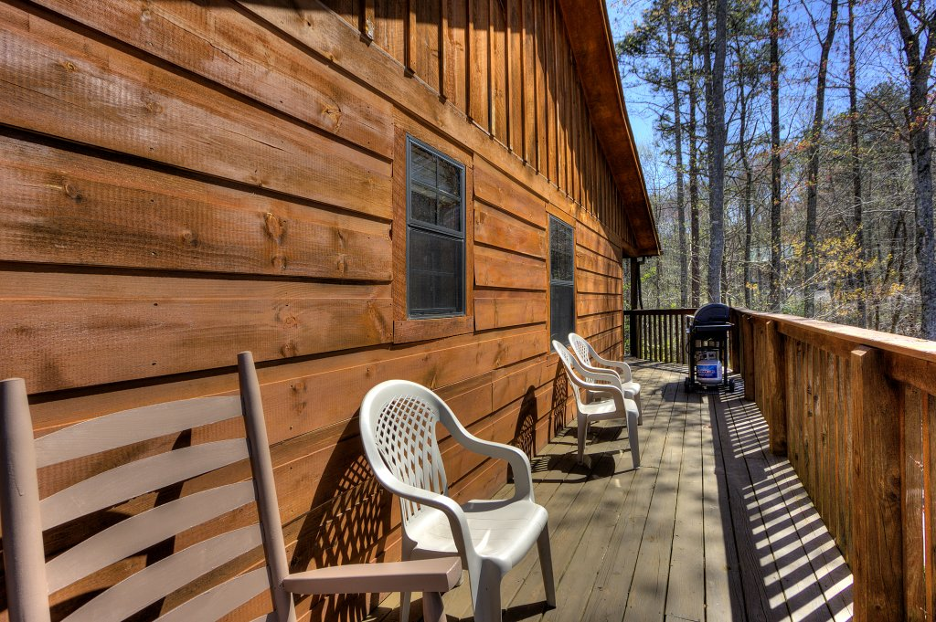 Photo of a Sevierville Cabin named Always Delightful #411 - This is the fifty-fifth photo in the set.