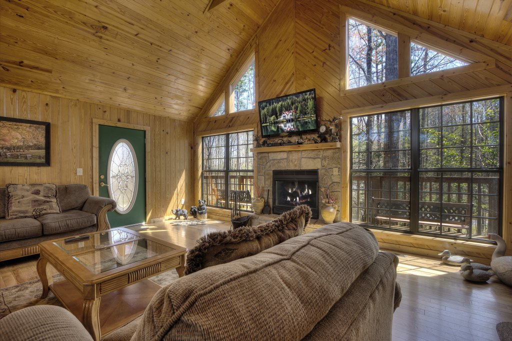 Photo of a Sevierville Cabin named Always Delightful #411 - This is the sixteenth photo in the set.
