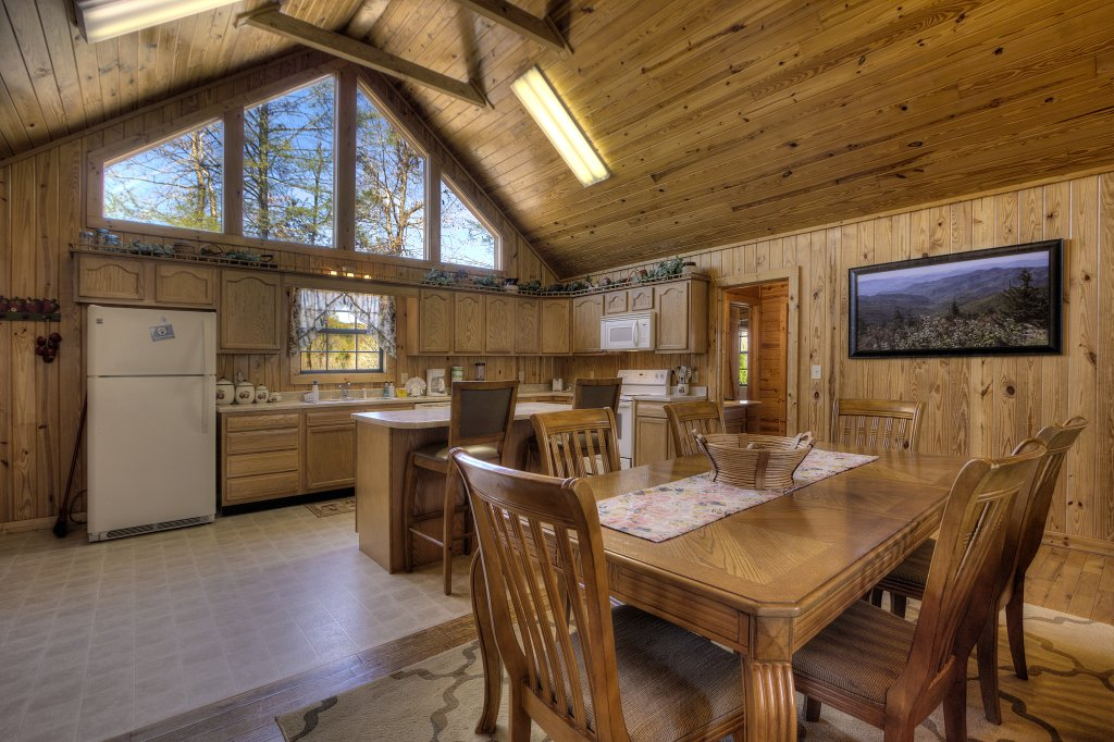 Photo of a Sevierville Cabin named Always Delightful #411 - This is the nineteenth photo in the set.