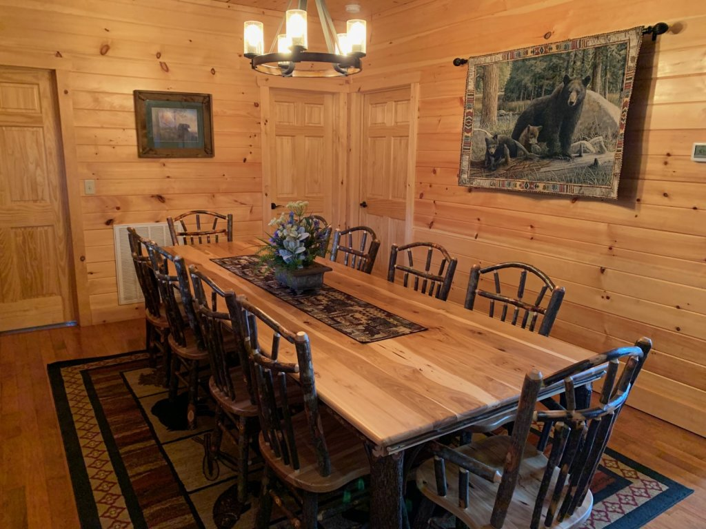 Photo of a Sevierville Cabin named Majestic View Lodge #426 - This is the tenth photo in the set.