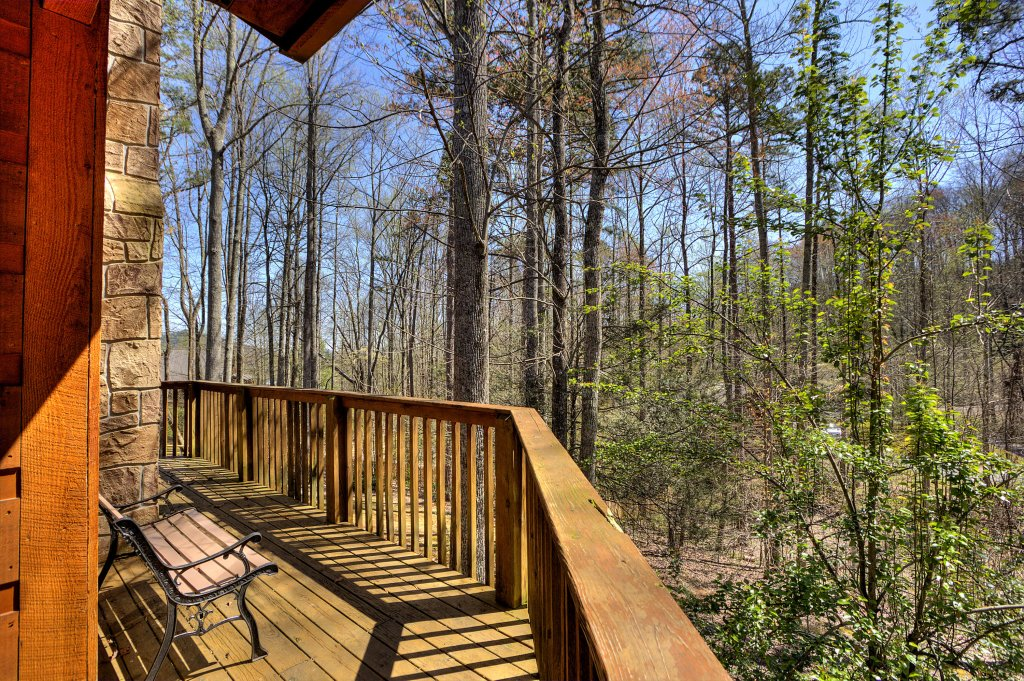 Photo of a Sevierville Cabin named Always Delightful #411 - This is the sixty-third photo in the set.