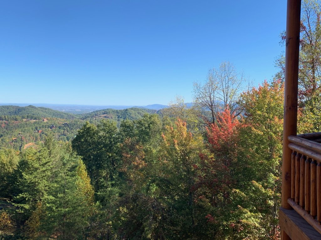 Photo of a Sevierville Cabin named Majestic View Lodge #426 - This is the fiftieth photo in the set.