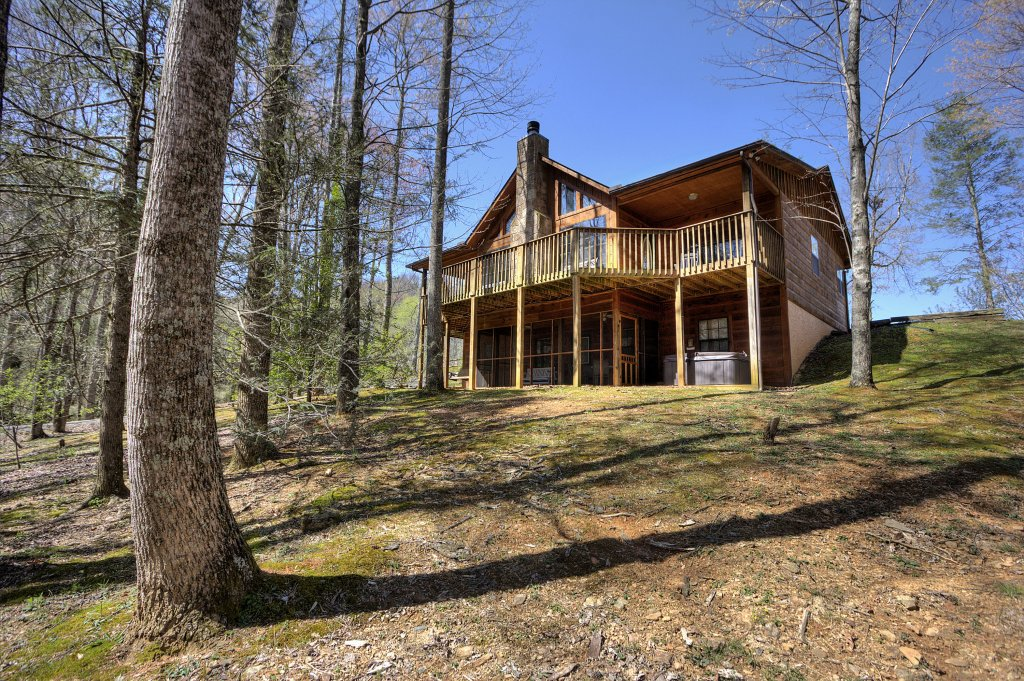 Photo of a Sevierville Cabin named Always Delightful #411 - This is the sixty-first photo in the set.