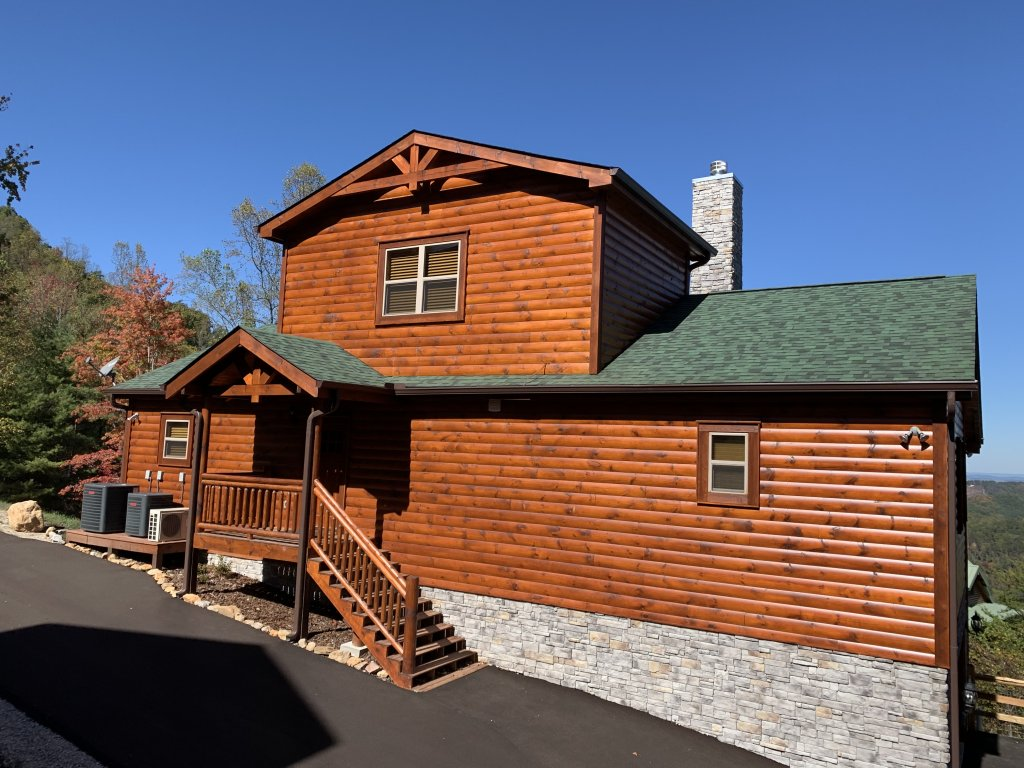 Photo of a Sevierville Cabin named Majestic View Lodge #426 - This is the fifty-third photo in the set.
