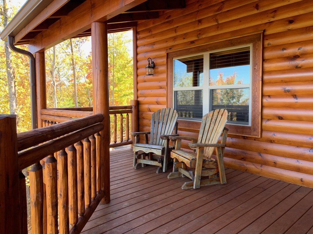 Photo of a Sevierville Cabin named Majestic View Lodge #426 - This is the forty-sixth photo in the set.