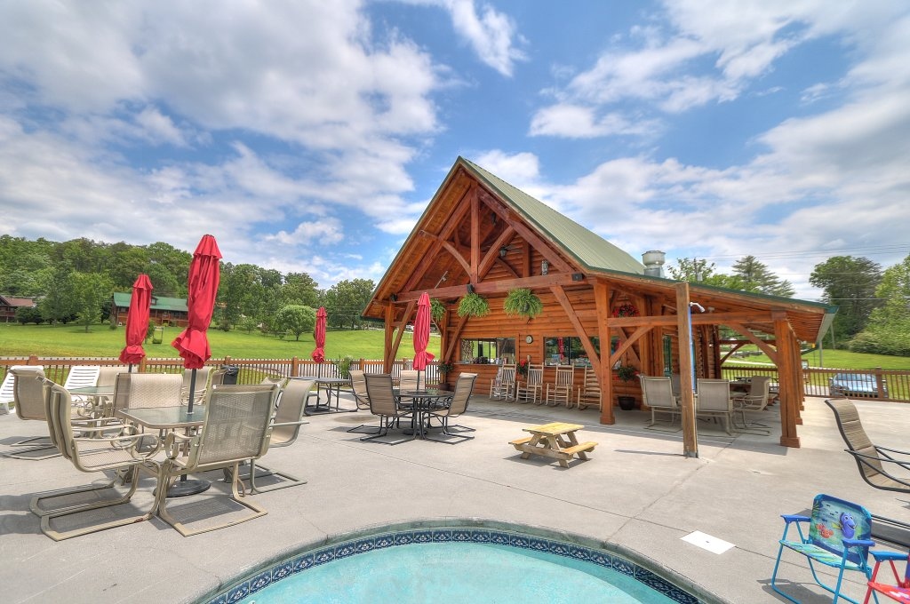 Photo of a Sevierville Cabin named Majestic View Lodge #426 - This is the twenty-first photo in the set.
