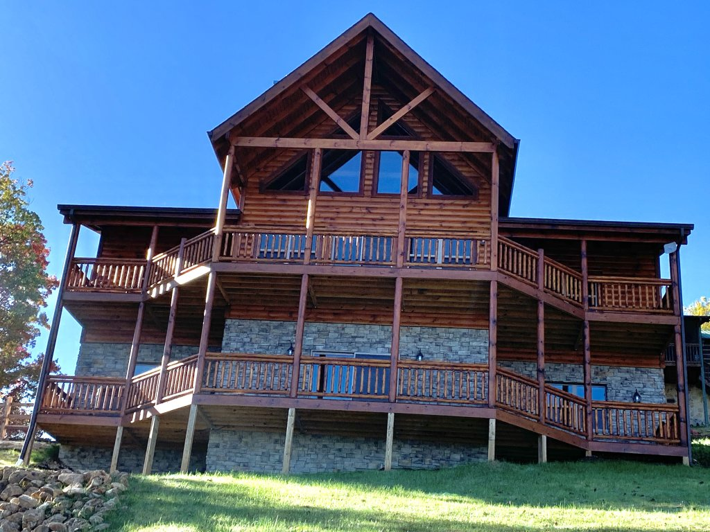 Photo of a Sevierville Cabin named Majestic View Lodge #426 - This is the fifty-first photo in the set.