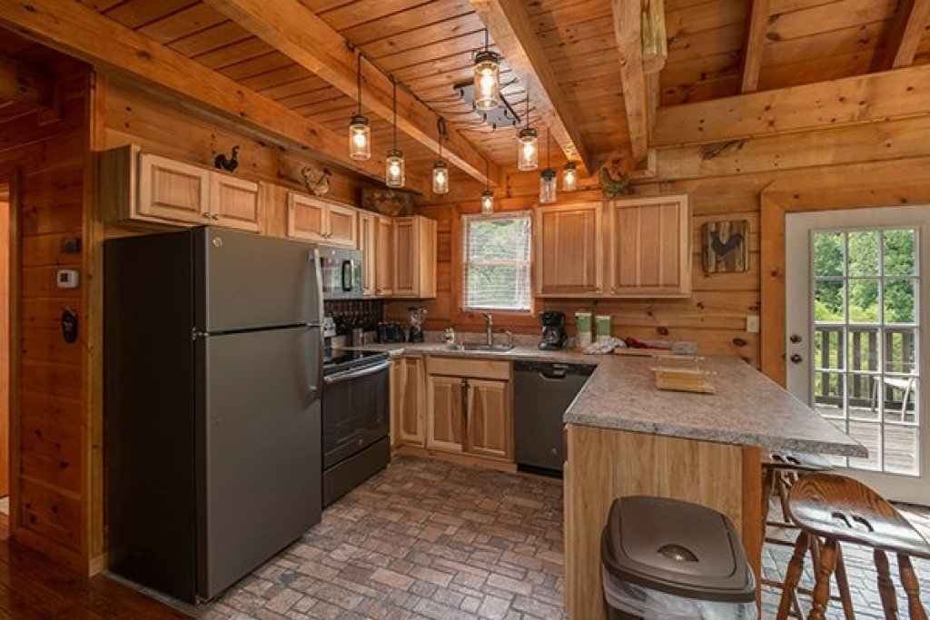 Photo of a Pigeon Forge Cabin named Amazing Journey - This is the fifth photo in the set.