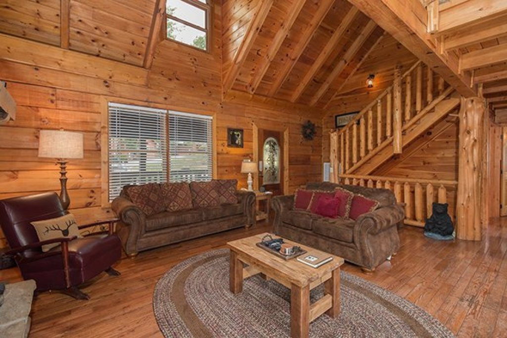 Photo of a Pigeon Forge Cabin named Amazing Journey - This is the fourth photo in the set.