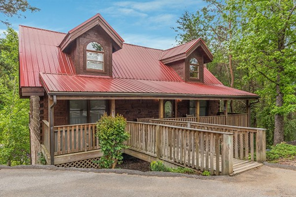 Photo of a Pigeon Forge Cabin named Amazing Journey - This is the thirty-third photo in the set.