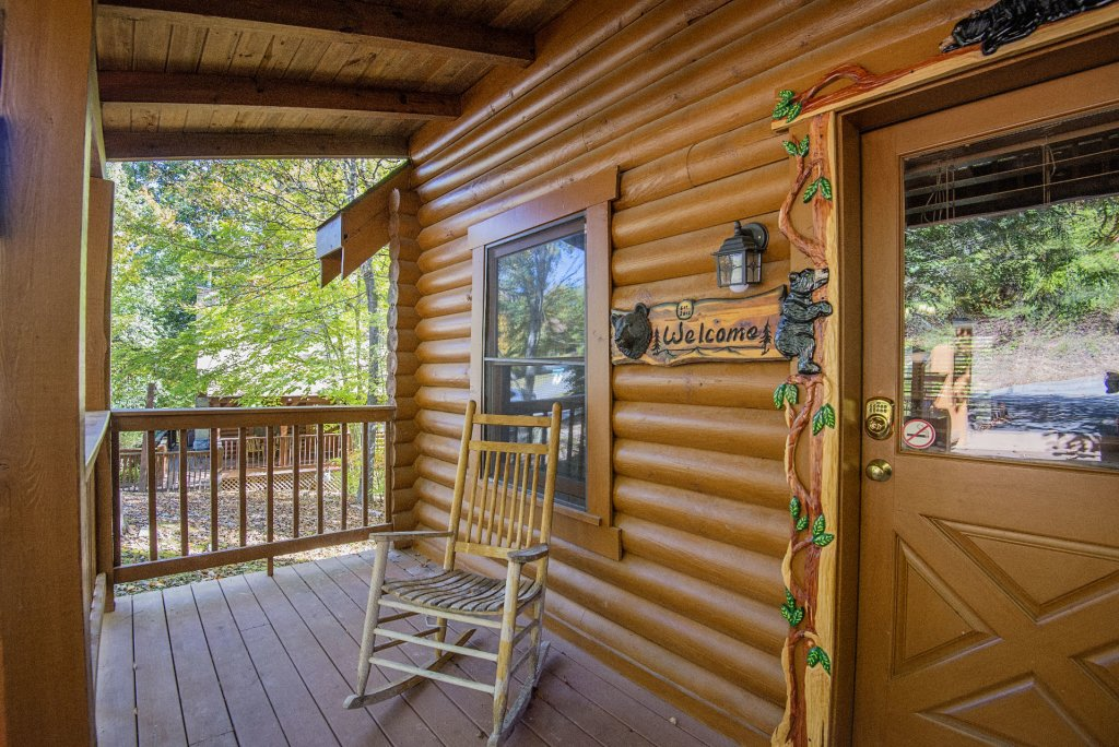 Photo of a Pigeon Forge Cabin named  The Great Escape - This is the twenty-seventh photo in the set.