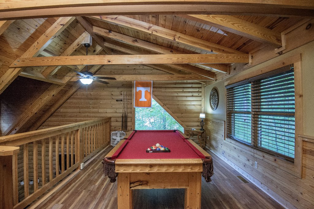 Photo of a Pigeon Forge Cabin named  The Great Escape - This is the twenty-first photo in the set.