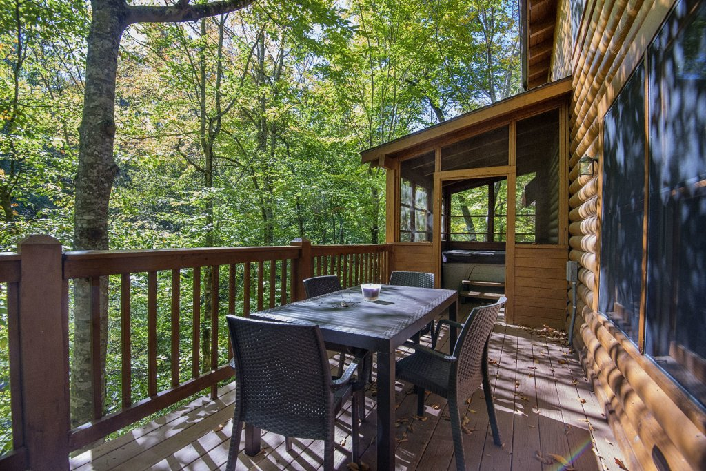 Photo of a Pigeon Forge Cabin named  The Great Escape - This is the thirtieth photo in the set.