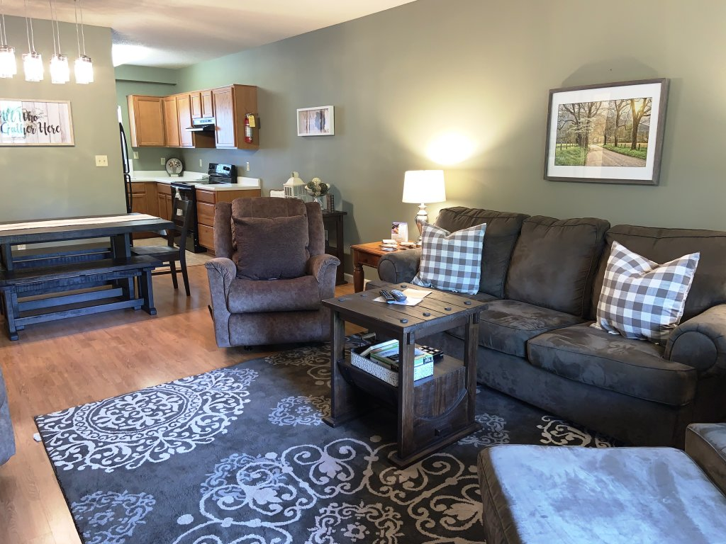 Photo of a Pigeon Forge Condo named Cedar Lodge 102 - This is the sixth photo in the set.
