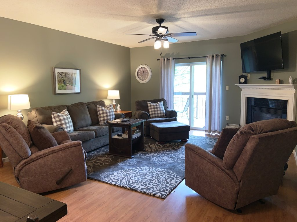Photo of a Pigeon Forge Condo named Cedar Lodge 102 - This is the fifth photo in the set.