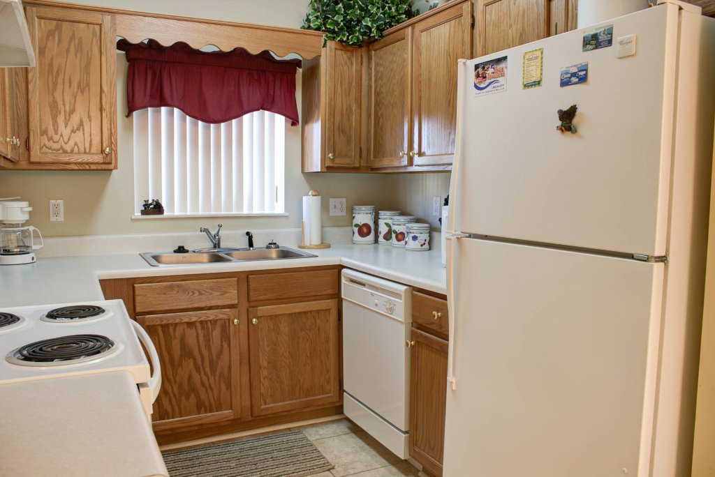 Photo of a Pigeon Forge Condo named Whispering Pines 424 - This is the fourteenth photo in the set.