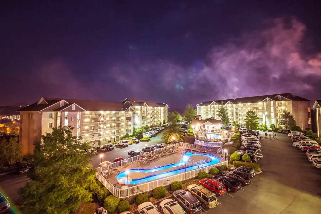 Photo of a Pigeon Forge Condo named Whispering Pines 214 - This is the twenty-fifth photo in the set.