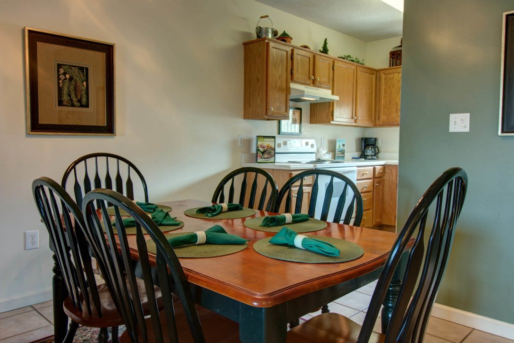 Photo of a Pigeon Forge Condo named Whispering Pines 214 - This is the third photo in the set.