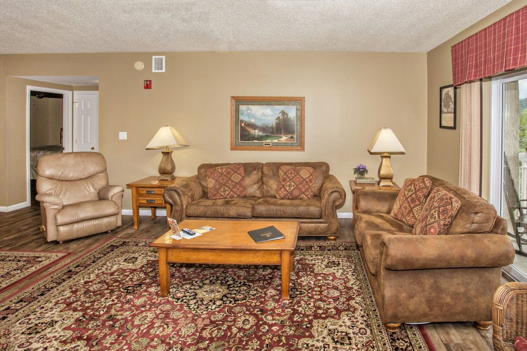 Photo of a Pigeon Forge Condo named Whispering Pines 624 - This is the seventh photo in the set.